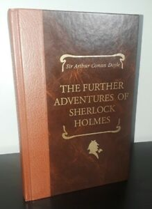 Details about The Further Adventures Of Sherlock Holmes by Reader's Digest  (1993, Hardcover)