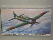 Hasegawa 1/48 Mitsubishi A6M5c Type 52 Hei 'Jinrai Squadron'  -  Factory Sealed