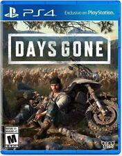 Days Gone PS4 (Sony PlayStation 4, 2019) Brand New - Region Free