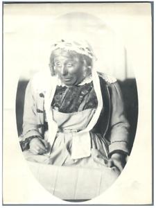 H-Blancard-France-Portrait-de-Mr-Darras-Vintage-print-Acteurs-du-Theatre-d