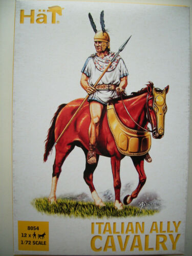 1:72 Hät 378054 Italian Ally Cavalry Figurensatz