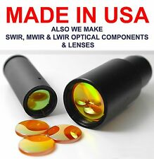 "USA 20mm FL 2.5"" CO2 Laser Lens GCC ZnSe Epilog Hobby 30-120W cutter engraver FD"