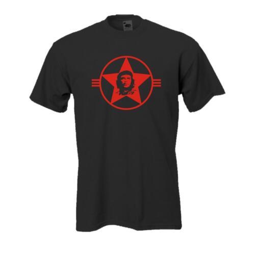 Che Guevara Décontracté Culte Fun T-Shirt Drôle Proverbes shirt célèbre fs042
