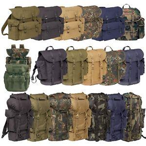 BW-Bundeswehr-Sac-a-dos-a-de-combat-Randonnee-exterieure-US-ARMY-Loisirs-a