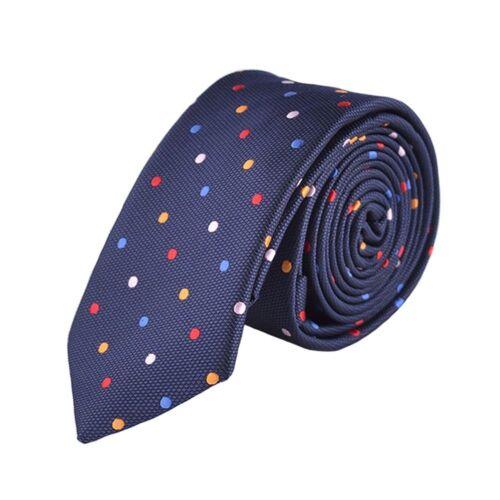 Fashion Men Striped Tie Necktie Male Wedding Dress Party Formal Business Suit