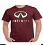Infiniti-Logo-T-Shirt-Youth-and-Mens-Sizes thumbnail 11