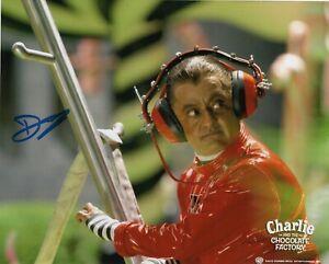 Deep-Roy-Autograph-Signed-8x10-Photo-Charlie-amp-the-Chocolate-Factor-Zobie-COA