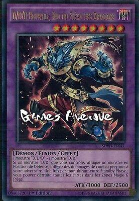 Yu-Gi-Oh SDPD-EN041 Roi du Fléau Dragons SDPD-FR041 VF//ULTRA D//D//D Beowulf
