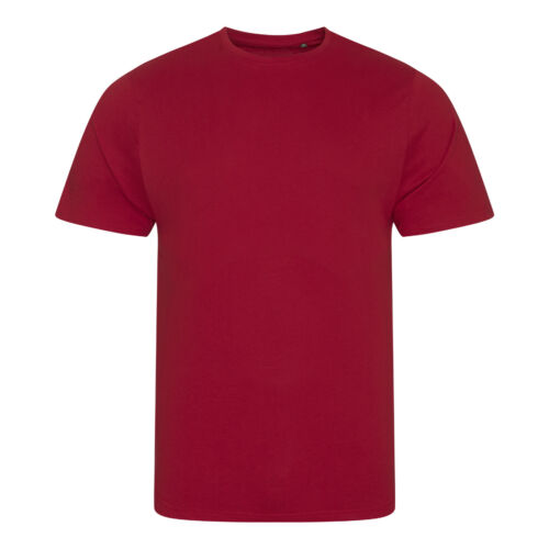 Awdis Ecologie Organic Cotton Cascade Tee|Plain stylish T-shirt|10 bright /& bold
