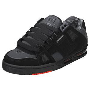 Mens Uk sintetiche da Nubuck Globe scarpe Saber 10 ginnastica e Nero 56nwnCPWqf
