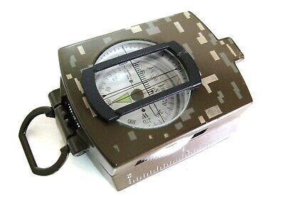 fx Quality Metal Prismatic Compass Military Model Sale