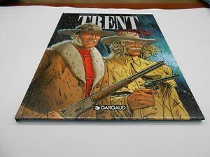 TRENT-TOME-05-WILD-BILL-E-O-DARGAUD-1996-amp-DEDICACE-RODOLPHE