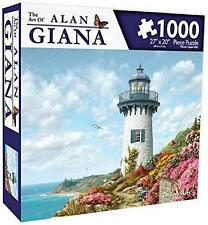 NEW Alan Giana Collection 1000 Pc. Jigsaw Puzzle - Endless Skies