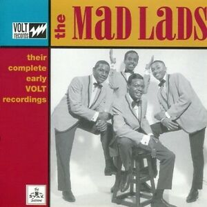 The-Mad-Lads-Their-Complete-Early-Volt-Recordings-New-CD-UK-Import