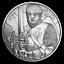 2019 Austria 825th Anniv Of The Austrian Mint Leopold 1 oz .999 Silver Coin
