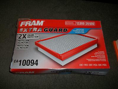Air Filter-Extra Guard Fram CA10094