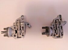 LEGO Technic 2x Steering Portal Axle, Complete with hub gear - new genuine parts