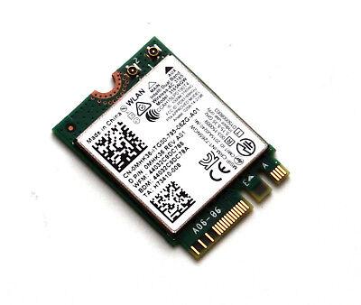 Genuine Dell Inspiron 5570  Wireless WIFI Card MHK36 0MHK36 TESTED