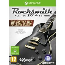 Rocksmith 2014 XBOX One Game (with Real Tone Cable)