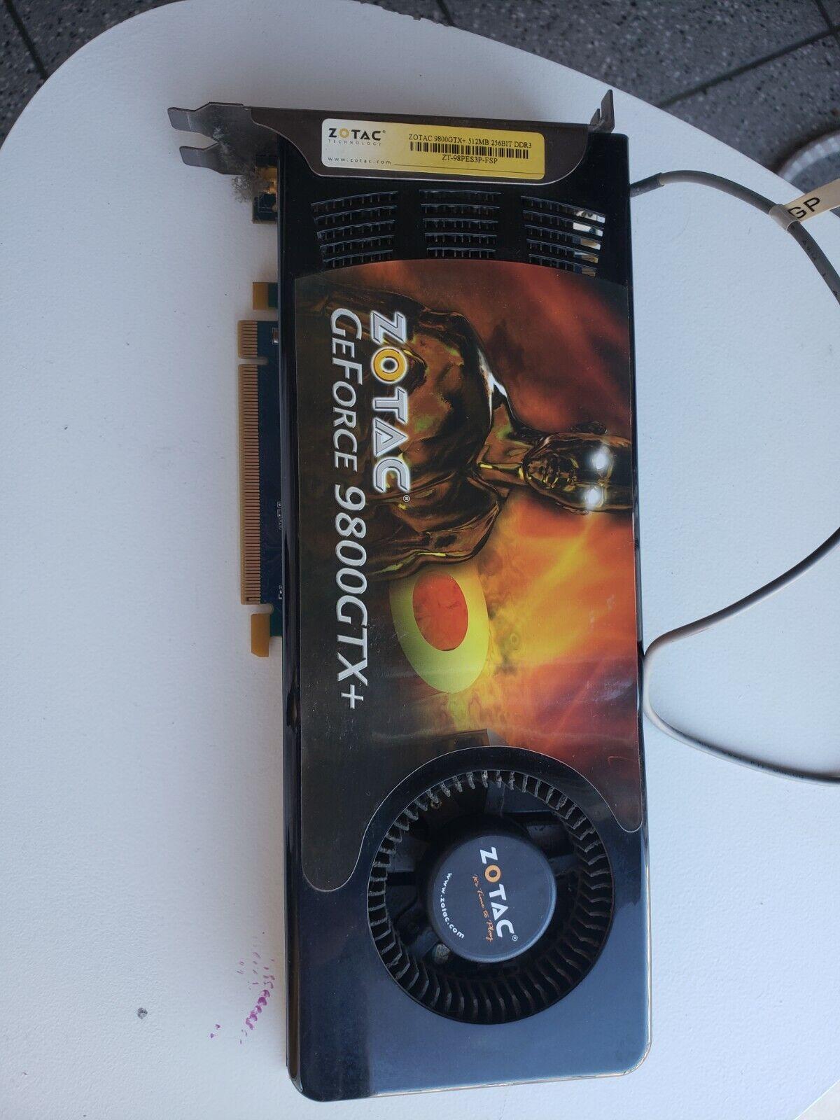 Zotac GeForce 9800 GTX +