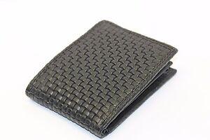 portafoglio-nero-in-vera-pelle-stampa-intrecciata-intreccio-porta-carte-credito