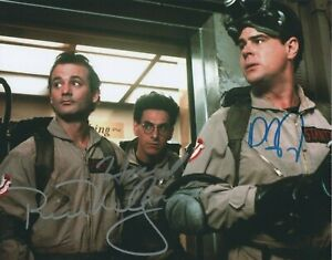 Bill-Murray-Dan-Aykroyd-Autographed-Signed-8x10-Photo-Ghostbusters-REPRINT