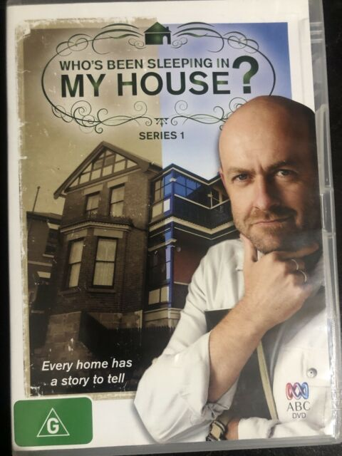 Who's Been Sleeping In My House? Series 1 DVD Region 4