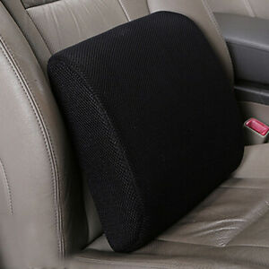 Memory-Foam-Seat-Cushion-Lumbar-Back-Support-Pillow-for-Office-Home-Chair-Car-MY