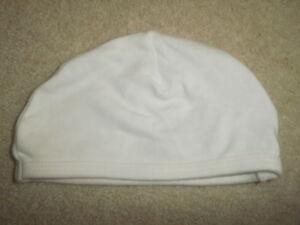 Mothercare Bébé Cap Âge 0-3 M Blanc 100% Coton Peu Porté-afficher Le Titre D'origine