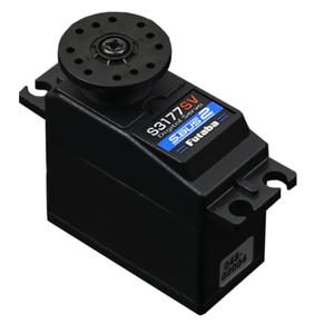 100% De Qualité Futaba S3177sv Hv S.bus2 Digital Servo 0.12s/9.6kg Confortable Et Facile à Porter