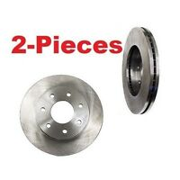 2-pieces Ford F150 4-wheel Drive 7-lug Front Rotors