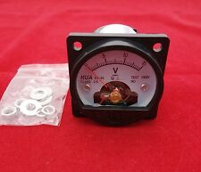 Dc 0 15v Analog Voltmeter Analogue Voltage Panel Meter So45 Directly Connect