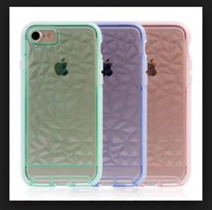 meet 52e06 c7699 Tech21 Evo Gem Bumper Protection Case for Apple iPhone 7 7+ 8 & 8 ...