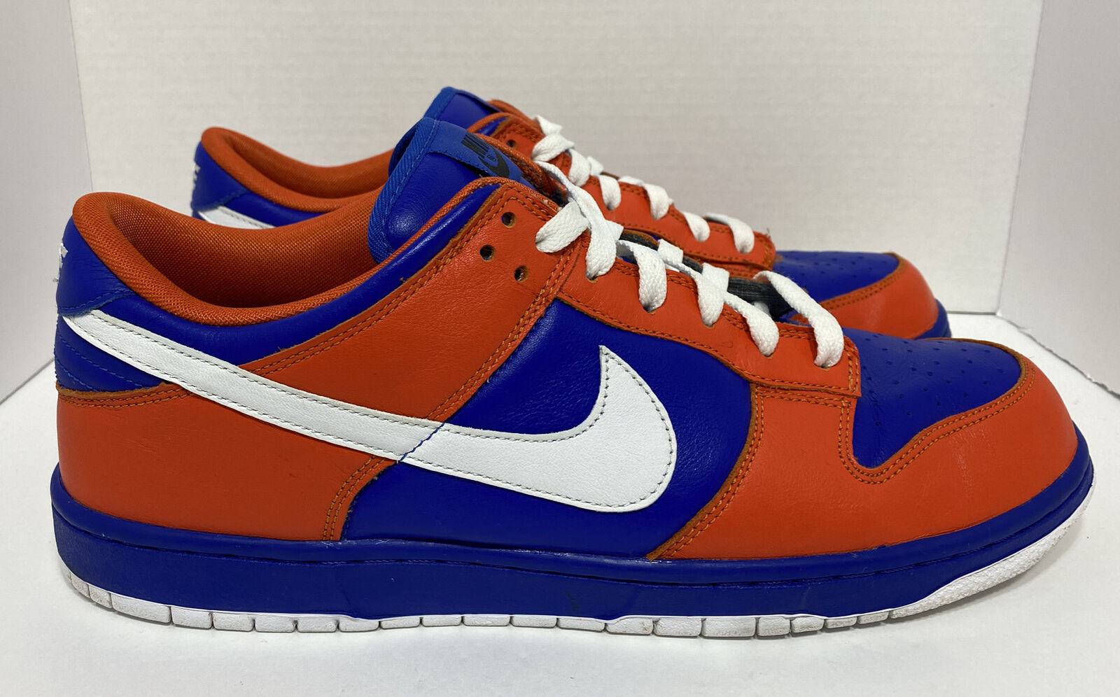 Nike ID Dunk Low Chicago Bears Size 10