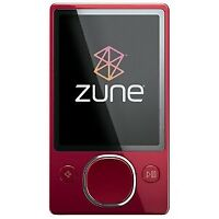 Microsoft Zune 80 MP3 Player