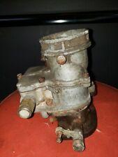 Stromberg 97 Carburetor 2b