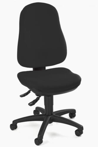 """Bürodrehstuhl Schreibtischstuhl Drehstuhl Bürostuhl /""""NEU/"""" black Bestpreis 210320"""