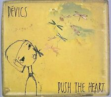 Push the Heart by Devics (CD) BRAND NEW HOLE THROUGH THE CORNER OF JEWEL CASE