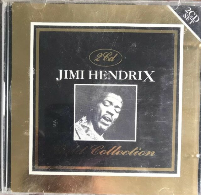 Jimi Hendrix : Gold Collection-2cds- CD