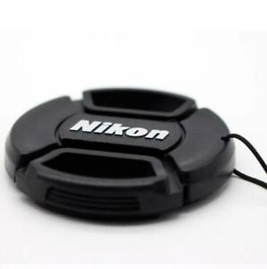 2-pcs-New-lens-cap-52mm-for-NIKON