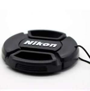 1 pcs New lens cap 58mm for NIKON
