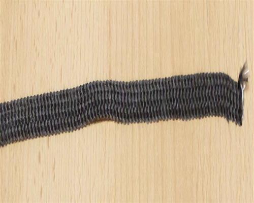 Fermit Glasfaser Band grafitiert selbstklebend 8x3 10x3 13x3 20x3 Kamindichtung