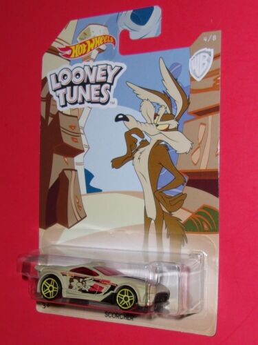 Hot Wheels Looney Tunes  Wile E Coyote 2018