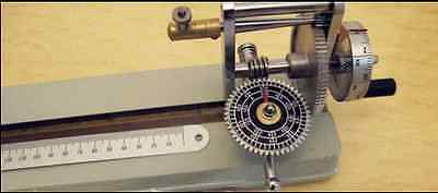 Manual Yarn Twist Tester Counter Fiber Textile Testing Machine Equipment