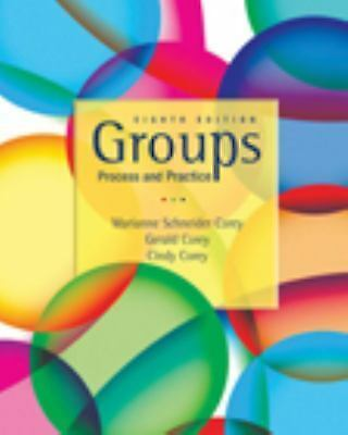 1 of 1 - Group Counseling: Groups : Process and Practice by Marianne Schneider Corey,...