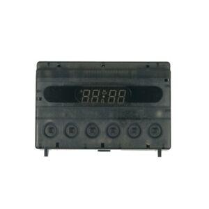Dettagli su Orologio a Interruttore Zeit Comando Display Piano Cottura  Forno Adatto a Smeg