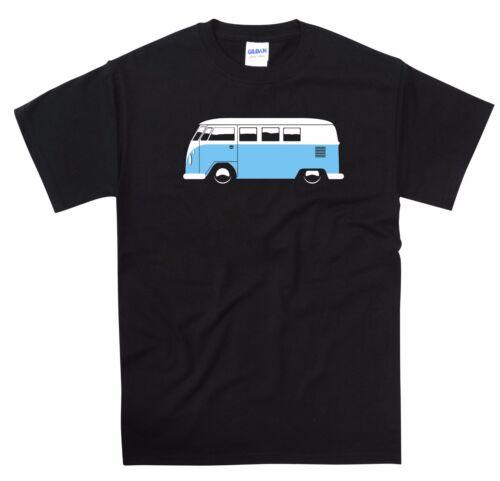 Mk1 Transit Van T Shirt Trucker Driver Petrol Head Classic Retro Vintage Tee