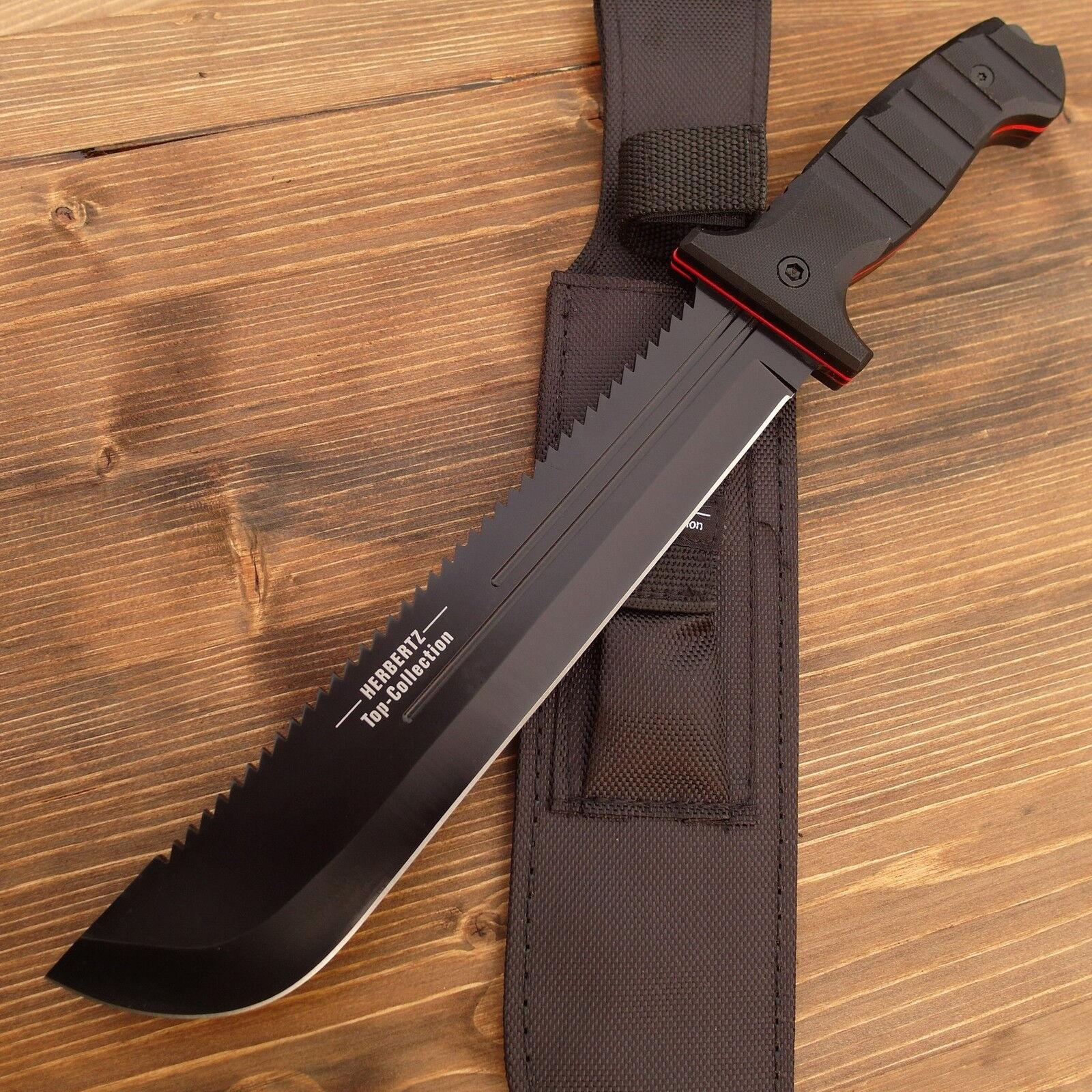 HERBERTZ Top-Collection - Messer Machete Fahrtenmesser - Gürtelmesser -  522124  | Erste Klasse in seiner Klasse