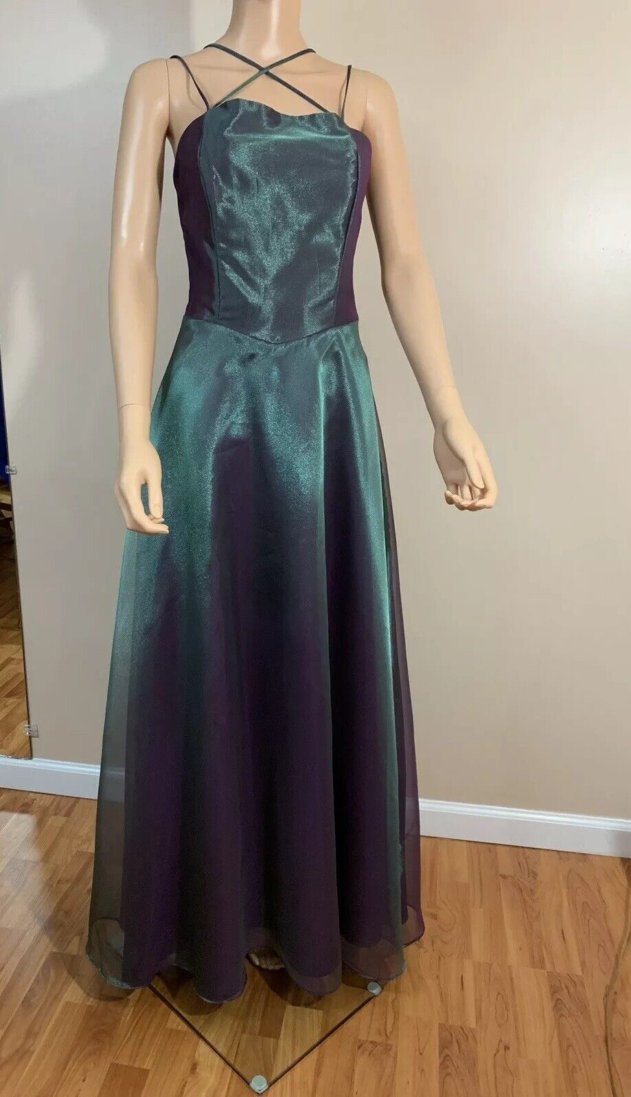 New NADINE Woman Long Dress KIWIBERRY Farbe Größe 7