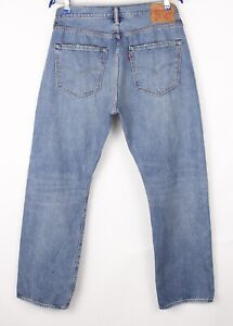 Levi's Strauss & Co Hommes 501 Jeans Jambe Droite Taille W36 L30 BBZ238